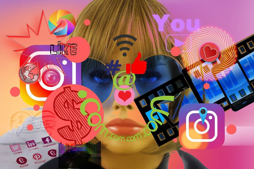The rise of the influencer in cosmetic marketing